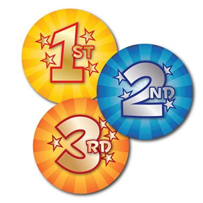 144-x-1st-2nd-3rd-30mm-Children-Reward-Stickers-For-School-Teachers-Sports-Day-and-Competitions-0